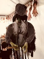 Thrillage at Wellard 2017 - Witch in the Scare House